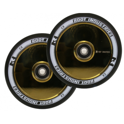 Root Industries Hollow Core 110mm Scooter Wheel - Gold
