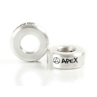 Apex Scooter Bar Ends - Raw