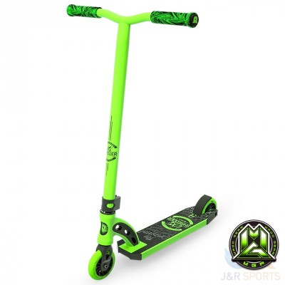 MGP VX 8 SHREDDER Pro Stunt Scooter - Lime