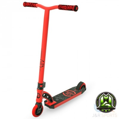 MGP VX 8 SHREDDER Pro Stunt Scooter - Red