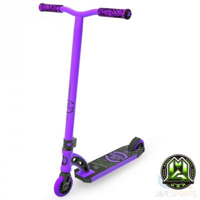 MGP VX 8 SHREDDER Pro Stunt Scooter - Purple