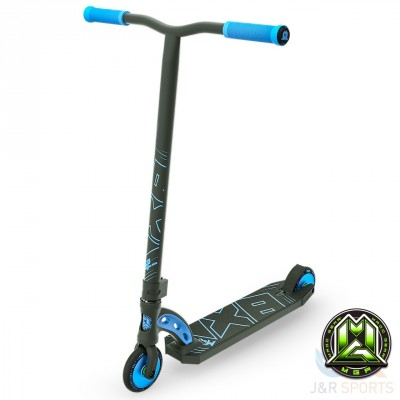 MGP VX 8 Pro Stunt Scooter - Black/Blue