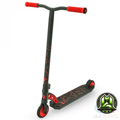 MGP VX 8 Pro Stunt Scooter - Black/Red