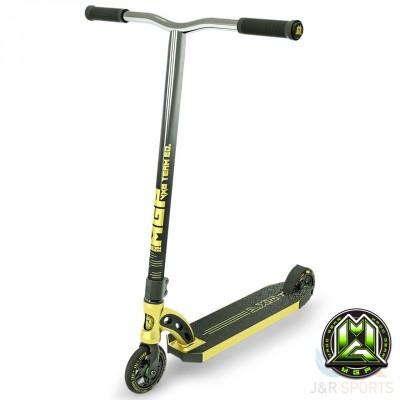 MGP VX8 Team Edition Stunt Scooter - Gold/Chrome