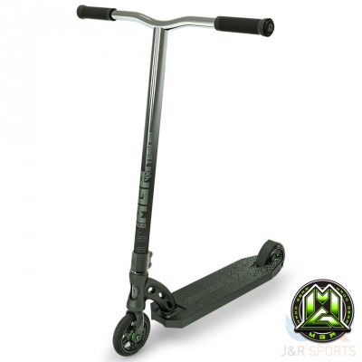 MGP VX8 Team Edition Stunt Scooter - Black/Chrome