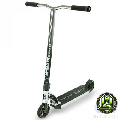 MGP VX8 Team Edition Stunt Scooter - Alloy/Chrome