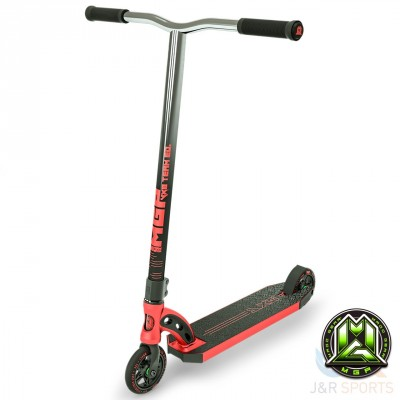 MGP VX8 Team Edition Stunt Scooter - Red/Chrome
