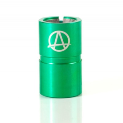 Apex V3 SCS Scooter Clamp - Green