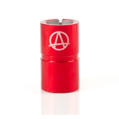 Apex V3 SCS Scooter Clamp - Red