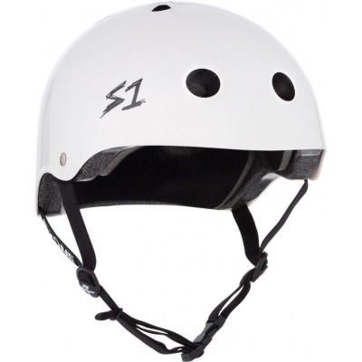 S1 Multi Impact Lifer Helmet - White Gloss