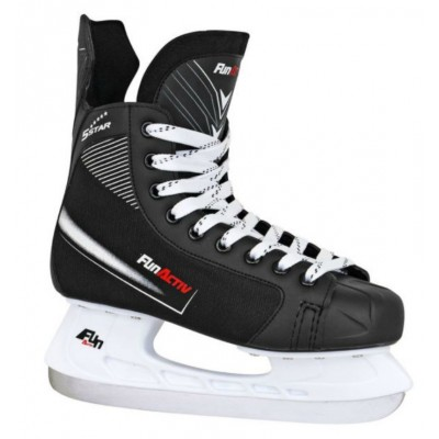 Fun Activ 5 Star Ice Hockey Skates