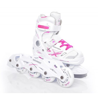 Tempish Neo-X Girls Duo Inline/Ice Skates