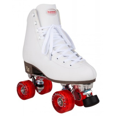 Rookie Classic White Roller Skates
