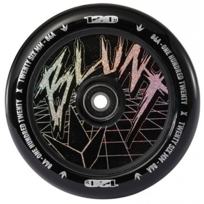 Blunt Hollow Core Hologram Scooter Wheel - Classic 120mm