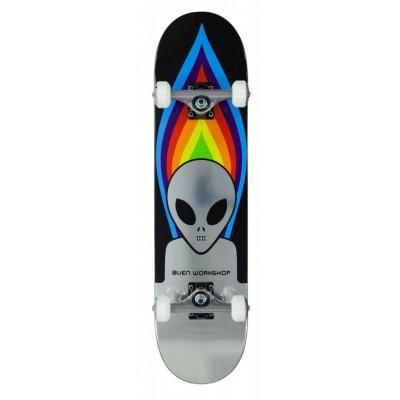 """Alien Workshop Torch Complete Skateboard - Black 7.75"""""""
