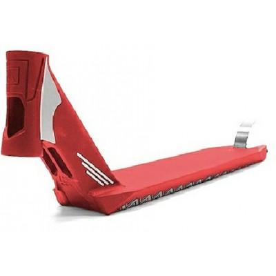 UrbanArtt Limited Edition Banshee Deck Red