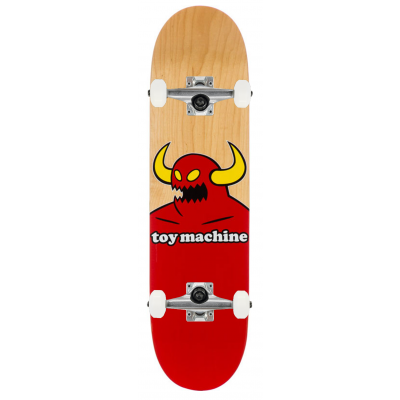 """Toy Machine Complete Skateboard 8"""" - Monster"""