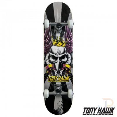 "Tony Hawk 540 Series Royal Hawk Complete Skateboard - 7.75"""