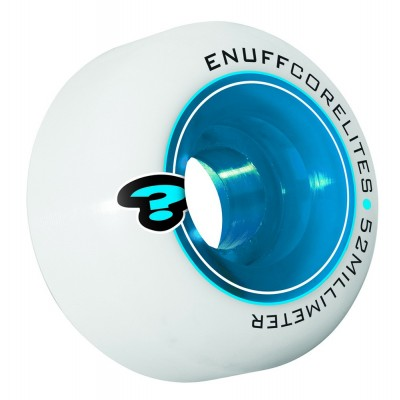 Enuff Corelites White 52mm