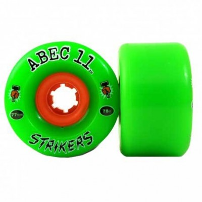 Abec 11 Striker 77mm Longboard Wheels