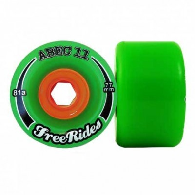Abec 11 Classic Freerides 77mm Wheels
