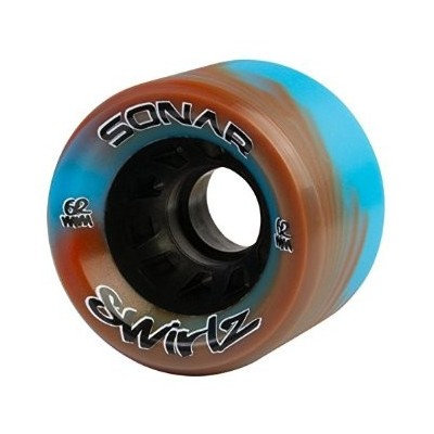 Sonar Swirlz Skate Wheels