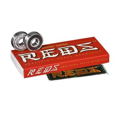 Bones Bearings Super Reds 608 8mm