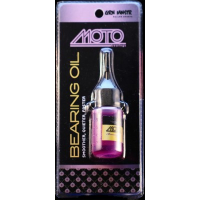 Moto Bearing Oil