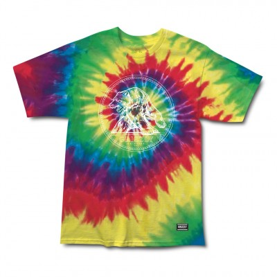 Grizzly Arena Tee - Tie Dye