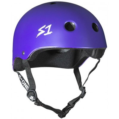 S One Lifer Helmet – Purple Matte