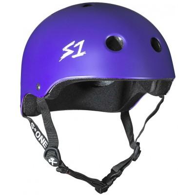 S One Lifer Helmet – Purple Matte
