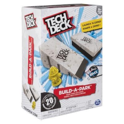 Tech Deck Build a Park - Ramps Pack 1
