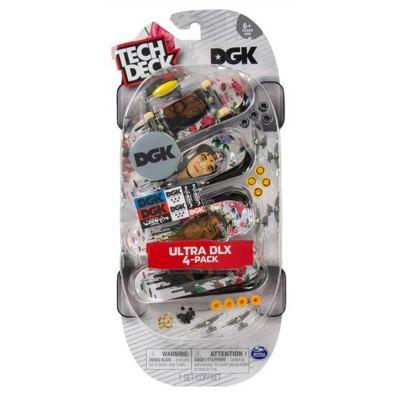 Tech Deck Fingerboard Assorted Pack - DGK