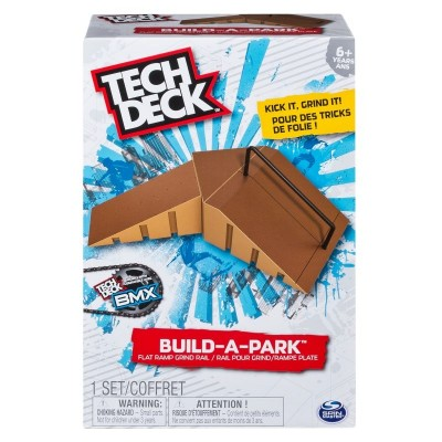 Tech Deck Build a Park - Ramps Pack 4