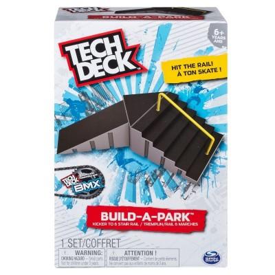 Tech Deck Build a Park - Ramps Pack 6