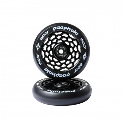 Sacrifice Spy Peephole Scooter Wheels - Black
