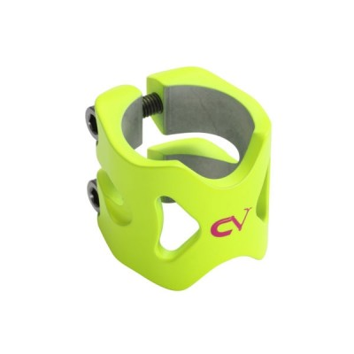 Claudius Vertesi Signature IHC Double Scooter Clamp - Neon Yellow