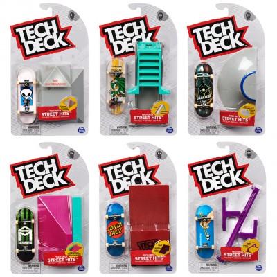 Tech Deck Street Hits (M04A)