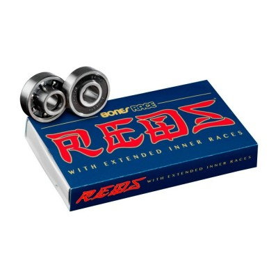 Bones Bearings Race Reds 608 (8 Pack)