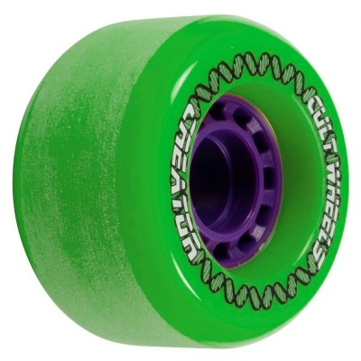 Cult Wheels Creator 78A (Stoneground) Longboard Wheels - Green