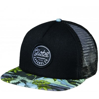 Globe Expedition Snap Back - Vintage