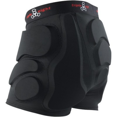 Triple 8 Roller Derby Bumsaver Black