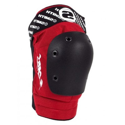 Smith Scabs Elite Knee Pads - Red