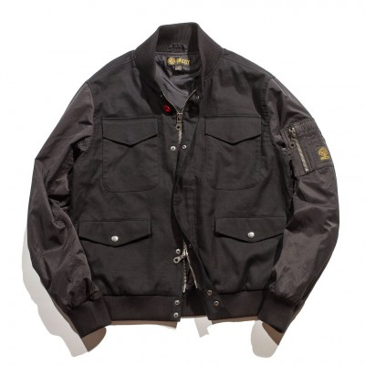 Grizzly Tactics Bomber  - Black