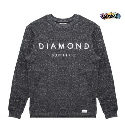 Stone Cut L/S Football Top by Diamond Supply