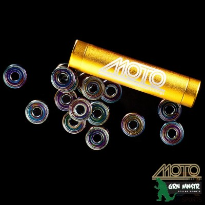 Moto Premium Swiss Bearings (16 Pack)