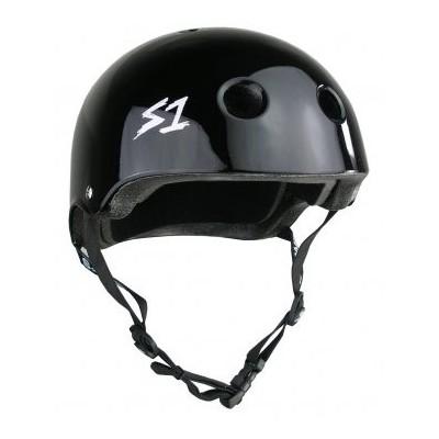 S One Lifer Helmet - Black Gloss