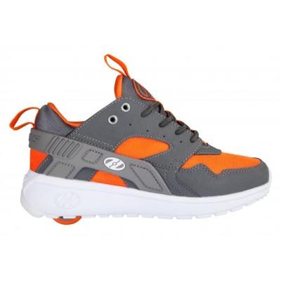 Heelys Force Dark Grey/Grey/Orange