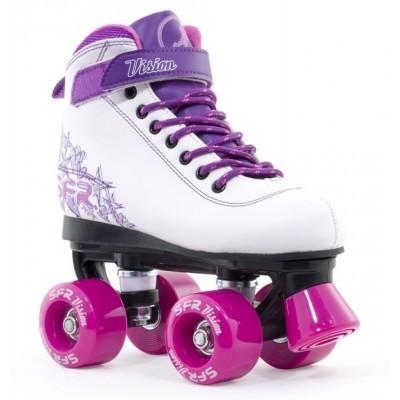 SFR Vision II Quad Roller Skates - Purple