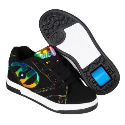Heelys Propel 2.0 770844 Black/Rainbow Foil